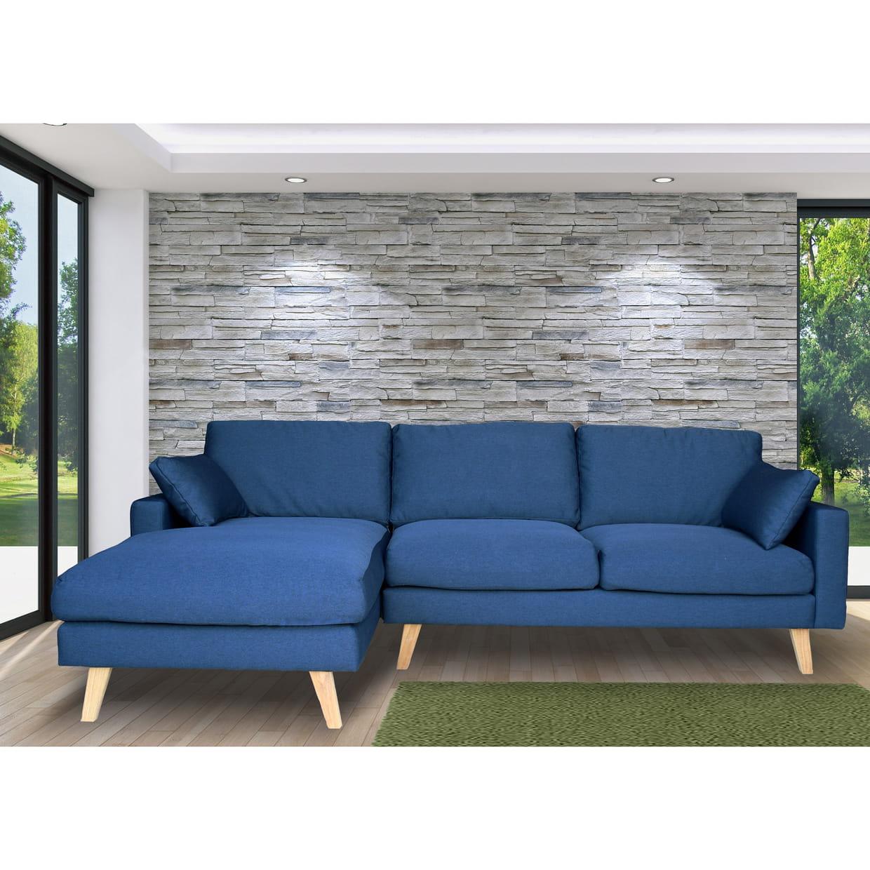 canap d 39 angle stowell chez delamaison. Black Bedroom Furniture Sets. Home Design Ideas