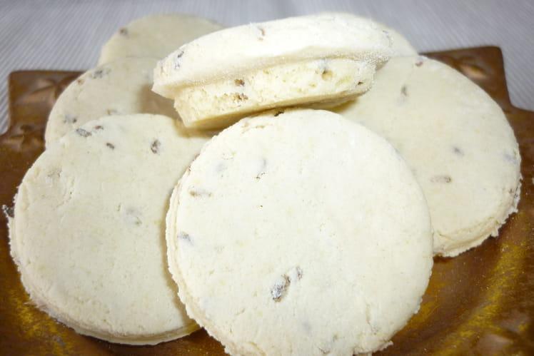 Biscuits alsaciens à l'anis