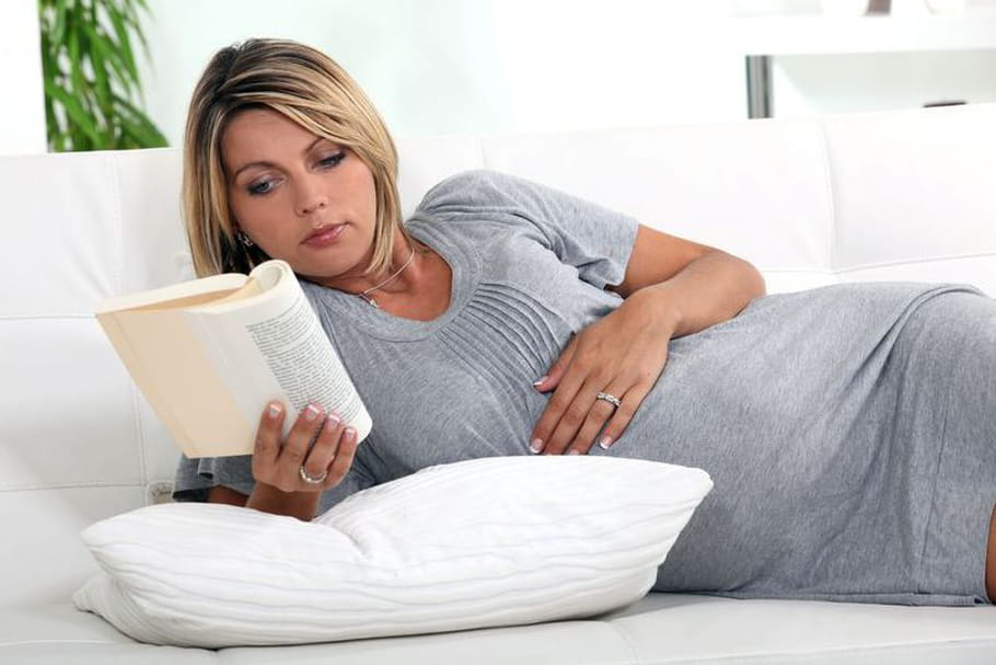Des livres à lire pendant la grossesse
