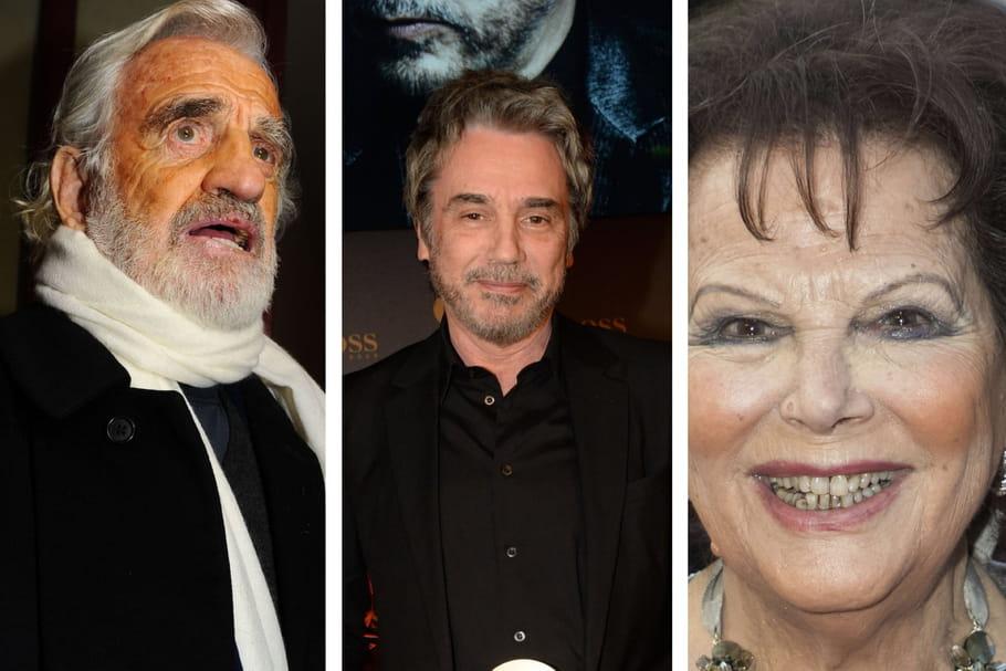 Légion d'Honneur du 14juillet: Belmondo, Jean-Michel Jarre et Claudia Cardinale promus