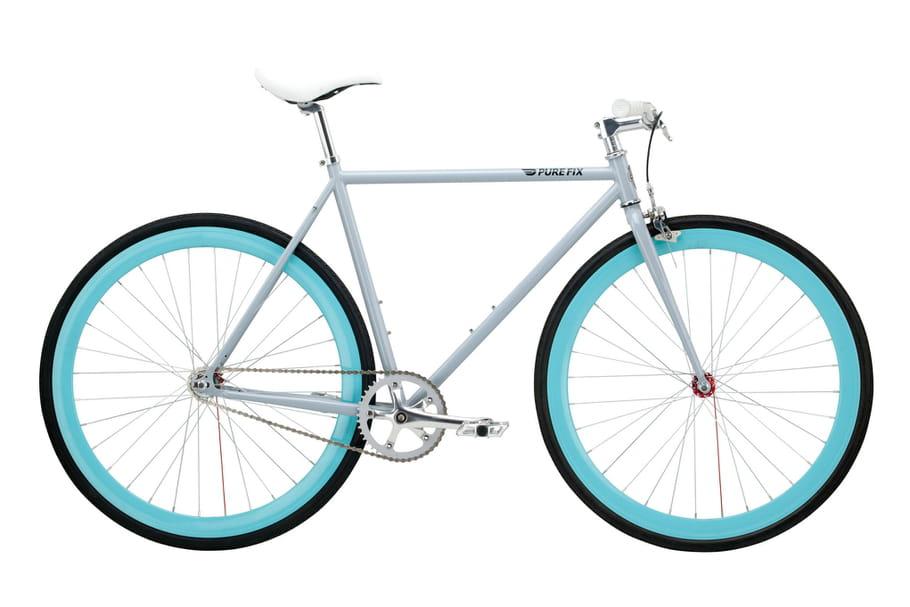 L'objet du désir : le vélo rétro Fixie Delta