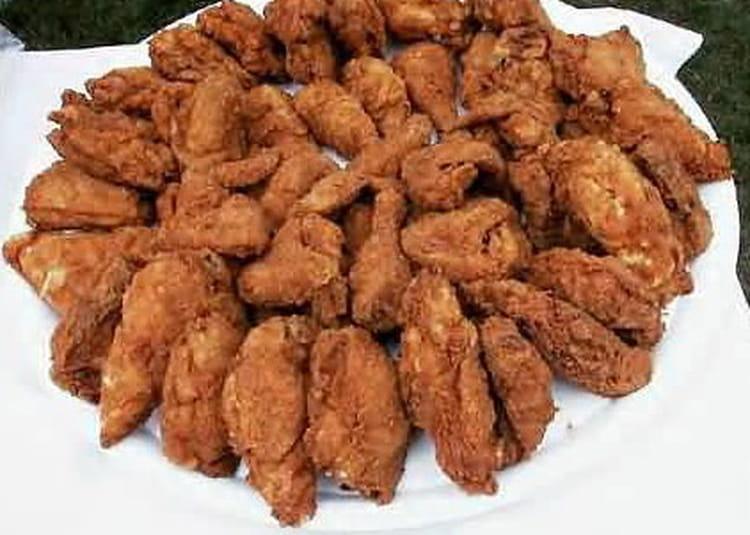 Recette de poulet l 39 am ricaine la recette facile for Jardin a l americaine