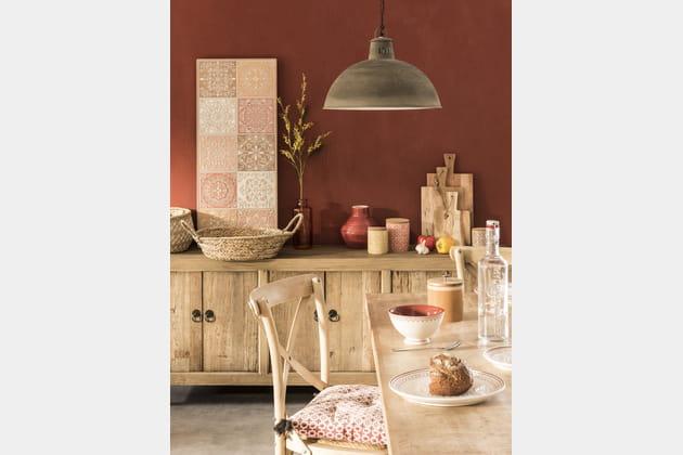 cuisine hacienda de maisons du monde. Black Bedroom Furniture Sets. Home Design Ideas