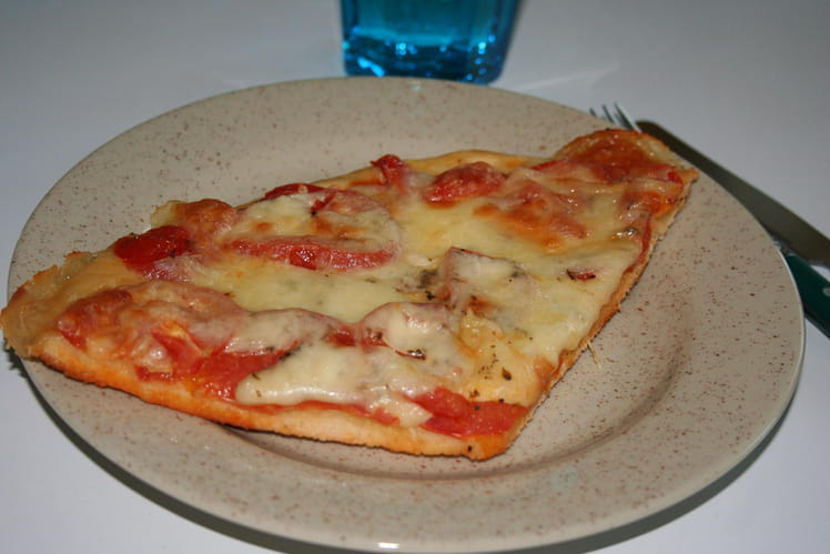 Pizza express tomate-mozza