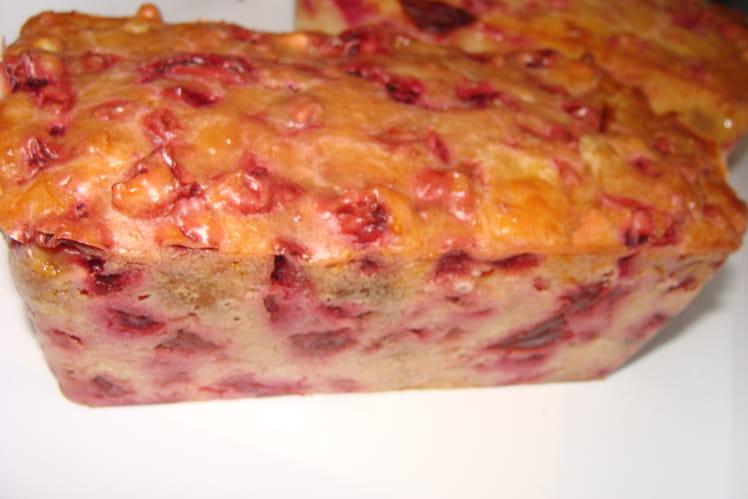 Cake à la betterave rouge