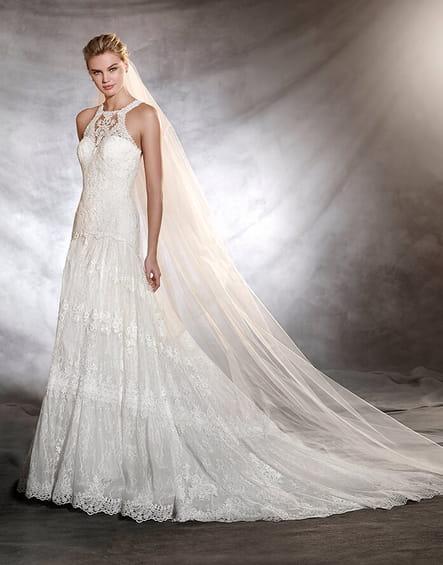 Robe de mariée Osorno, Pronovias