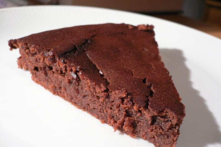 Suprême fondant chocolat-marrons