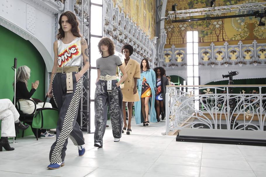 Louis Vuitton printemps-été 2021: en terrain neutre
