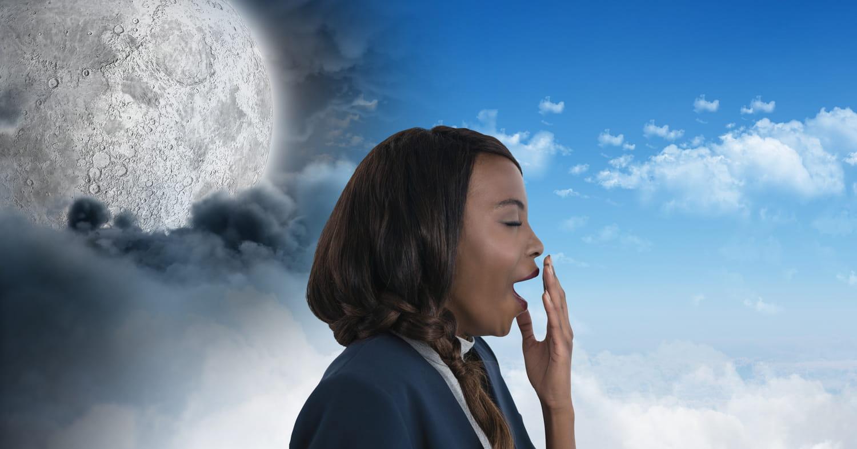 Quels sont les effets de la pleine lune sur la fatigue?