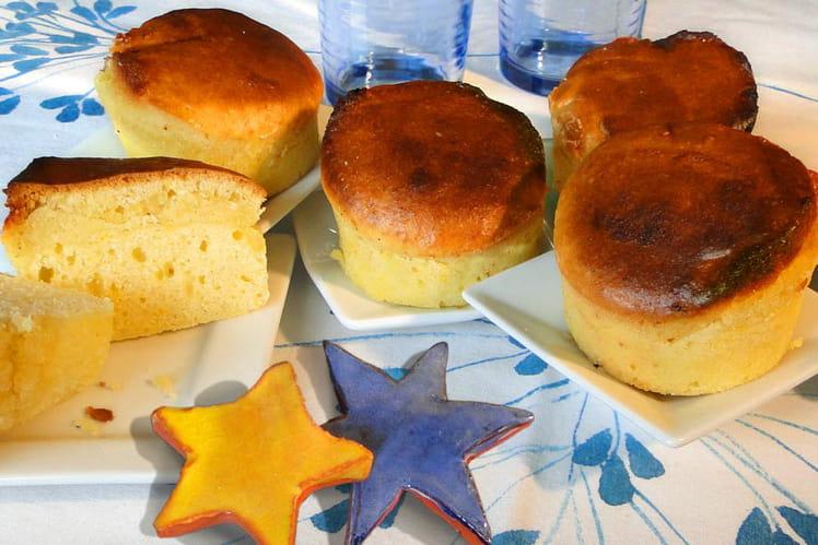 Muffins à la frangipane