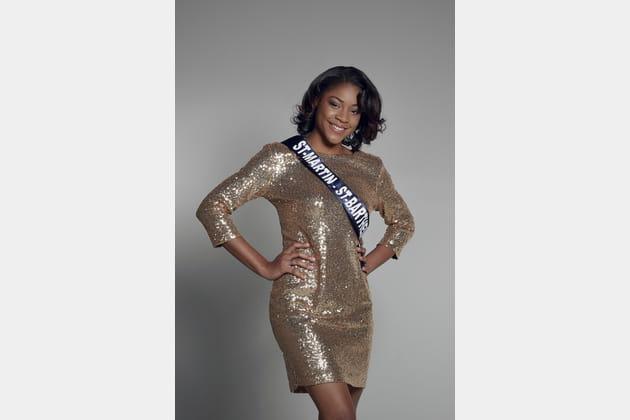 Miss Saint Martin / Saint Barthélémy - Anaelle Hyppolite