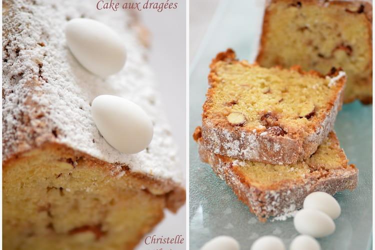 Cake aux dragées