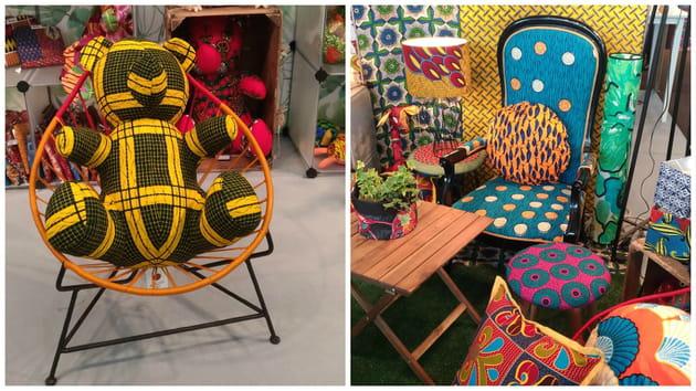 Les créations en wax du collectif AfricaMontmartre