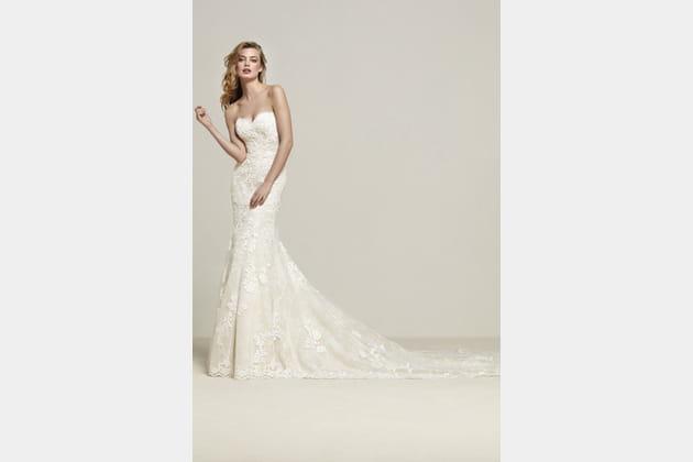 Robe de mariée Dresine de Pronovias