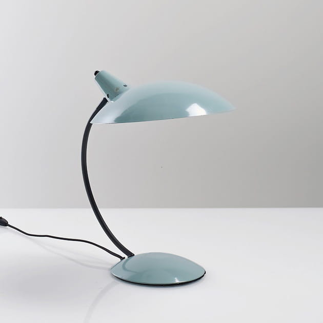 La lampe de chevet vintage