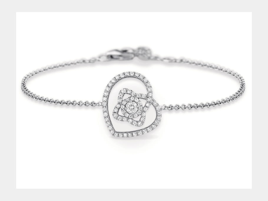 """Bracelet """"Enchanted Lotus"""" de De Beers"""