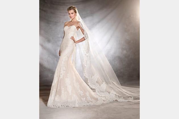 Robe de mariée Orlan, Pronovias