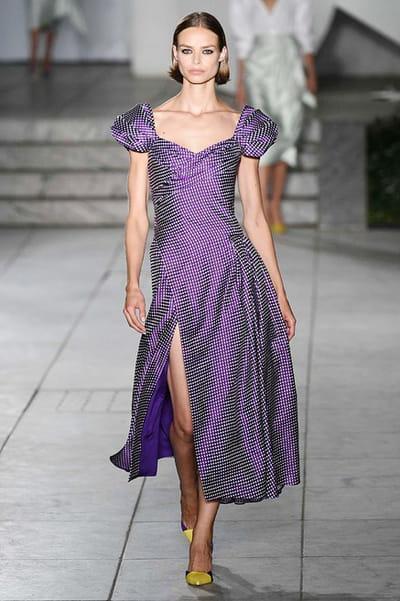 Carolina Herrera - Printemps-été 2018