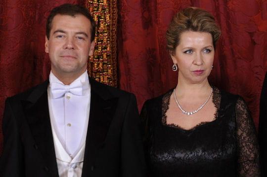 Svetlana Medvedev