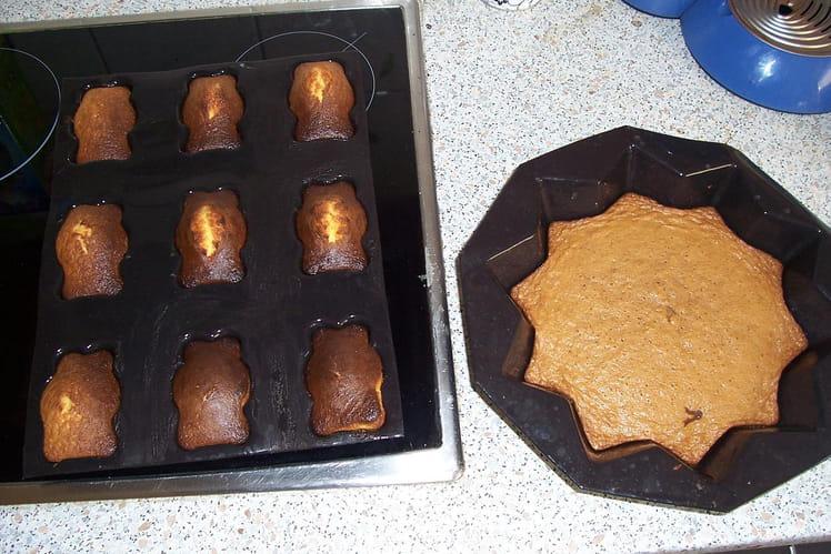 Gâteau ours au chocolat