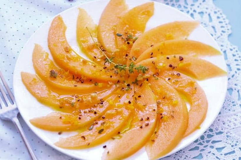 Recettes au melon