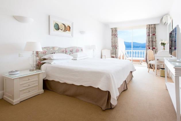 L'hôtel Les Mouettes à Ajaccio en Corse