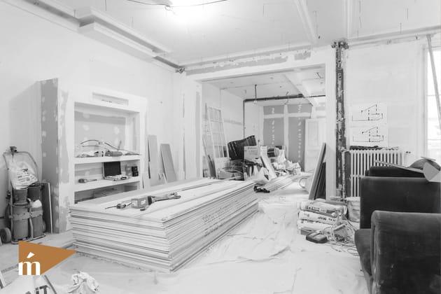 Avant-après: un appartement parisien entièrement transformé