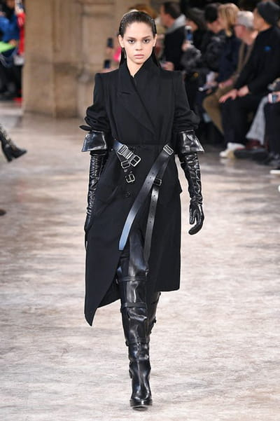 Ann Demeulemeester - Automne-Hiver 2018-2019