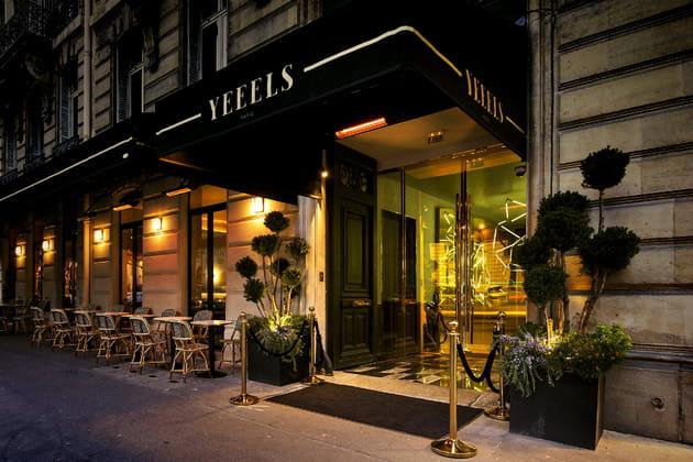 Le Yeeels, le nouvel écrin chic et tendance du Triangle d'or