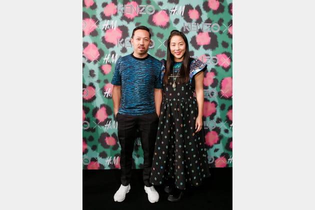 Humberto Leon et Carol Lim