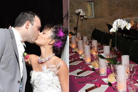 N° 5: le mariage d'Aurélie