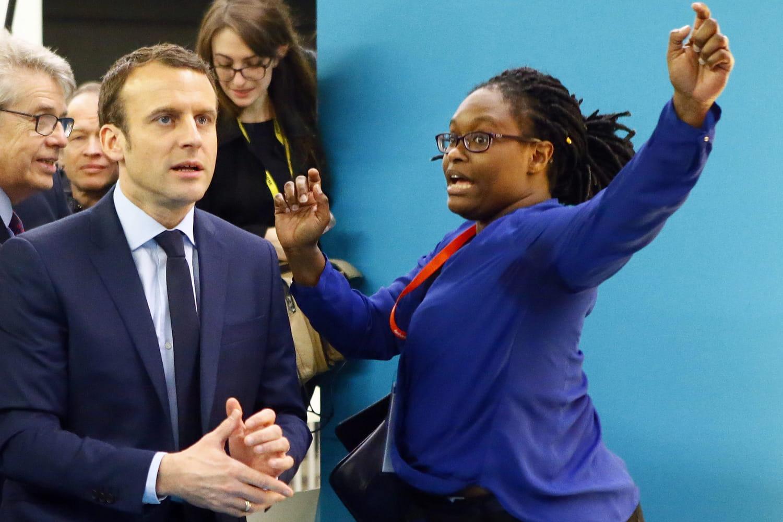 "Sibeth Ndiaye: Gros mots, Baston, Macron (et ""son gros cigare"")"