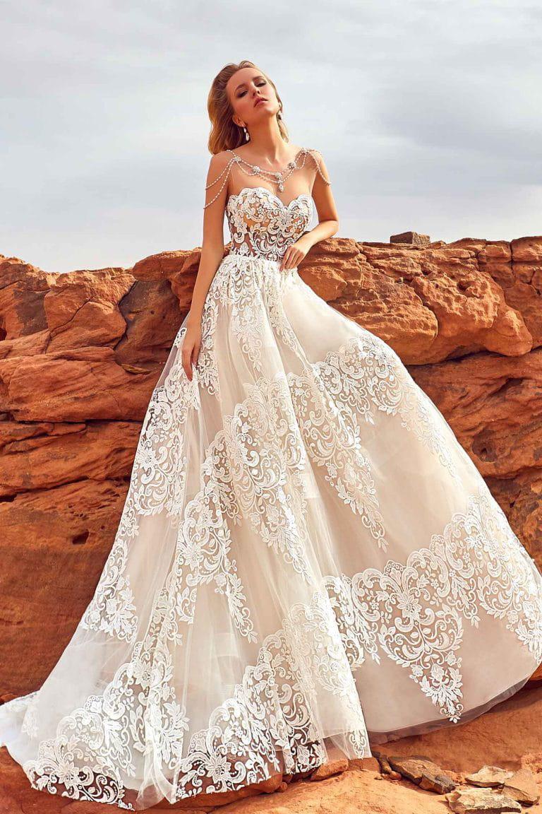 04eec24d6375d Robe de mariée Esfir