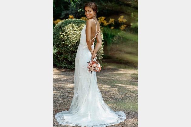Robe de mariée Eulma, Yasmin Hassaïne