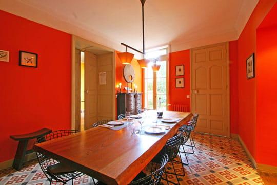 Total look orange
