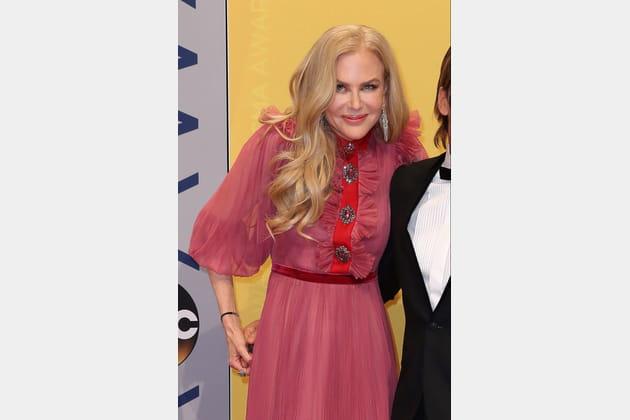 Nicole Kidman, déguisée en sorcière