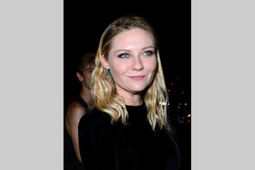 Le regard intense de Kirsten Dunst