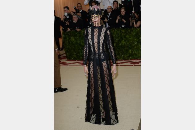 Cara Delevingne en Christian Dior