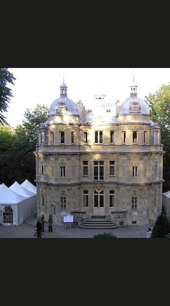 Chez Alexandre Dumas dans les Yvelines