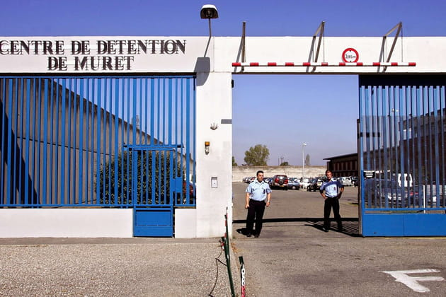 Le centre de détention de Muret