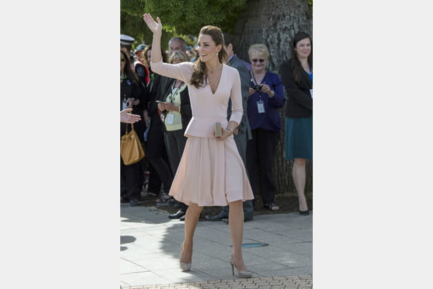 Kate Middleton le 23 avril 2014