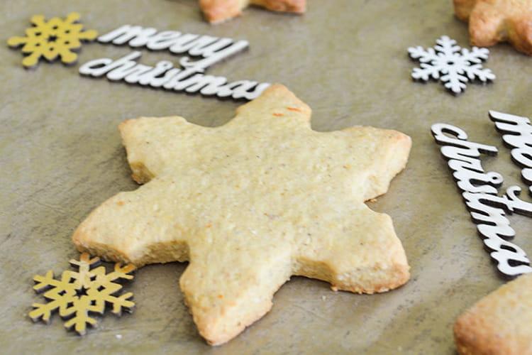 Biscuits sablés de Noël de Christophe Felder