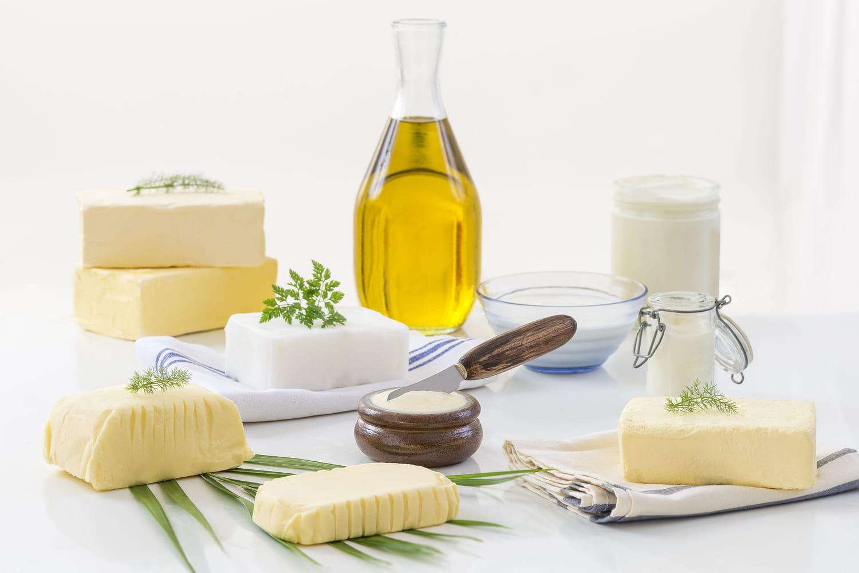 Tout sur les matières grasses: les choisir, les conserver, les cuisiner...
