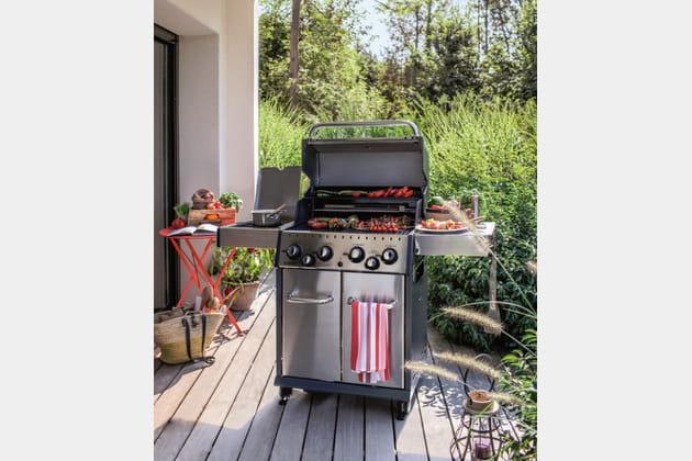 barbecue gaz par jardiland. Black Bedroom Furniture Sets. Home Design Ideas
