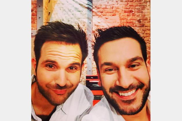 Denny Imbroisi et Christophe Michalak nous barbent pas