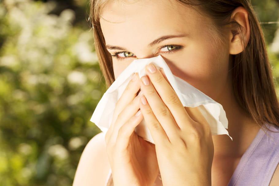 Coronavirus, allergie aux pollens: symptômes et recommandations