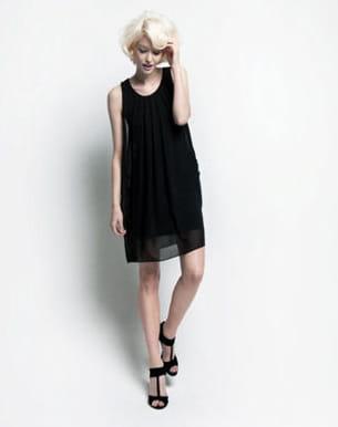 la robe noire naf naf