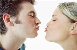 mieux vaut éviter les bisous trop rapprochés en période de poussée, l'herpès