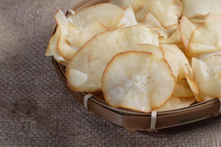 Chips de manioc