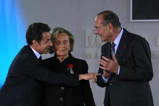 Jacques Chirac : discrétion